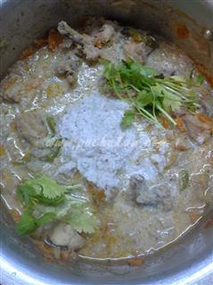 Step 5 Chicken Kuruma - Spicy Recipe