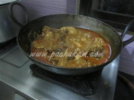 Step 2  Kerala Chicken Biriyani(Kozhi Biryani) Making Recipe