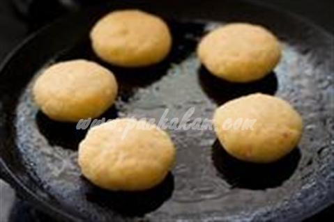 Step 5 Ragada Patties Recipe