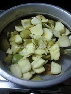 Step 1 Easy Mango Pickle Easy Recipe