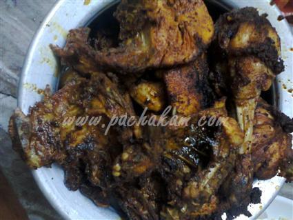 Step 1 Spicy Chicken Roast Recipe