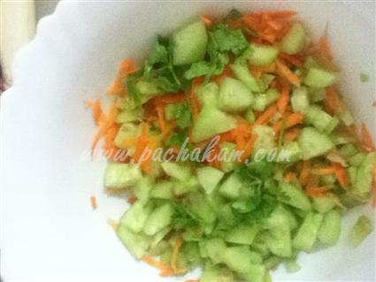 Step 1 Yoghurt Salad Recipe