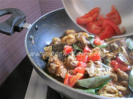 Step 6 Mutton Gravy Recipe