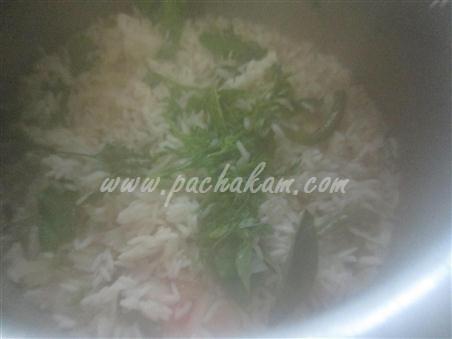 Step 4 Simple Pulao Recipe