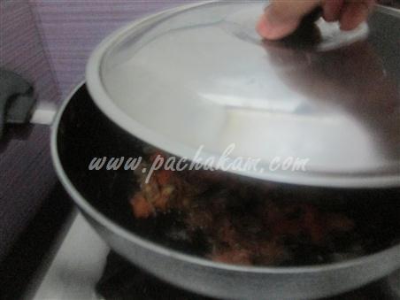 Step 7 Rajma Curry Recipe