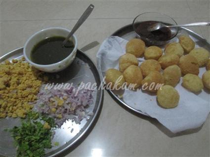 Step 11 Pani Poori Recipe