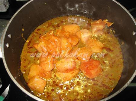 Step 8 Spicy Chicken Curry (Step By Step Photos) Recipe
