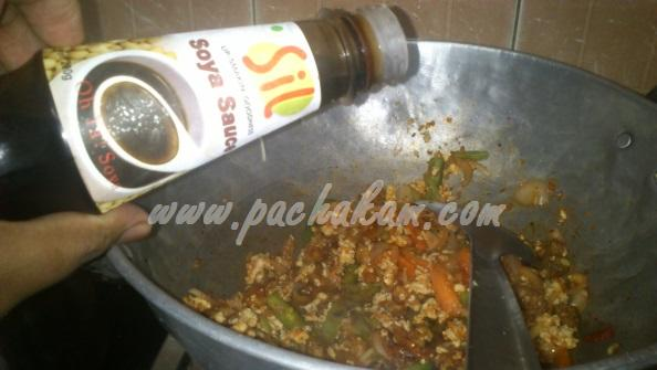 Step 11 Chicken Noodles (Step By Step Photos) Recipe