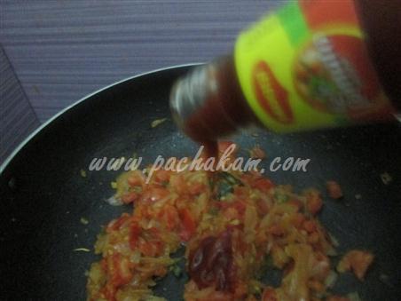 Step 4 Tomato Pulao - Mumbai Special Recipe