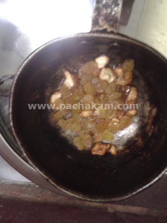 Step 5 Cherupayar Payasam Recipe